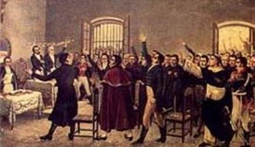 9 DE JULIO: DECLARACIÓN DE INDEPENDENCIA DE LA REPÚBLICA ARGENTINA -