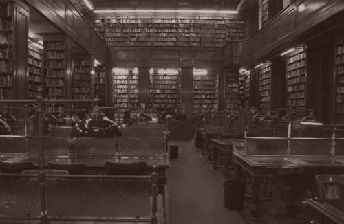 Resultado de imagen para biblioteca publica argentina