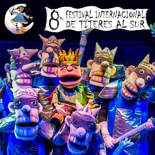 Resultado de imagen para festival titeres al sur